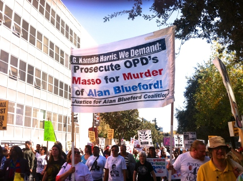 Oct 22 - JAB at The National Day Against Police Brutality in Sacramento, CA