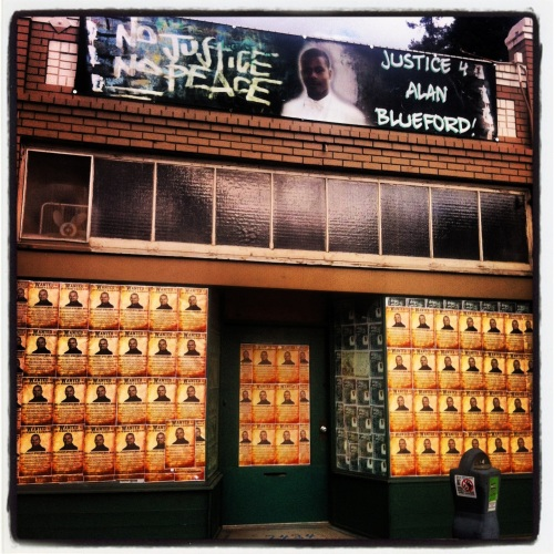 The Alan Blueford Center for Justice